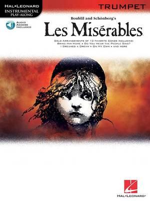 Les Miserables Play-Along Pack - Trumpet (Book/Online Audio) (Paperback)
