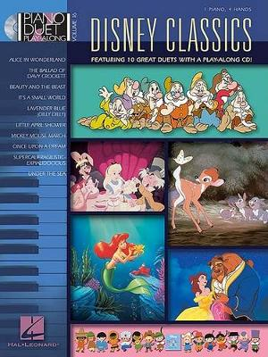 Piano Play-Along Volume 16: Disney Classics (Paperback)