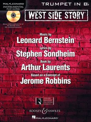 West Side Story for Trumpet - Instrumental Play-Along