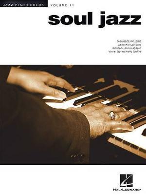 Jazz Piano Solos Volume 11: Soul Jazz (Paperback)