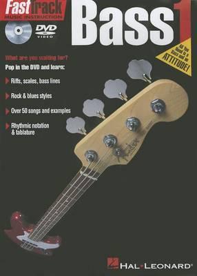 Fast Track Bass 1 (DVD) (DVD video)