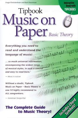 Tipbook: Music On Paper - Basic Theory (Paperback)