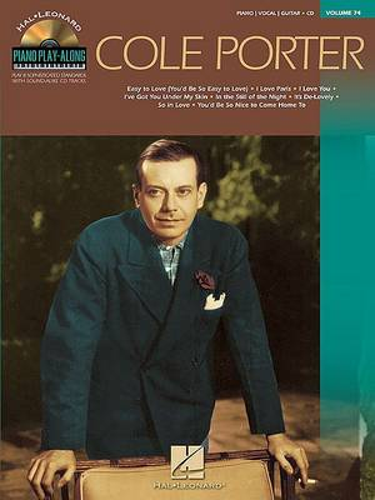 Cole Porter Piano Play-Along Volume 74