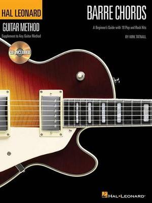 Hal Leonard Guitar Method: Barre Chords (Book/Online Audio) (Paperback)