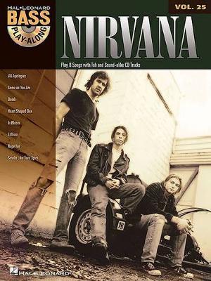 Bass Play-Along Volume 25: Nirvana (Paperback)
