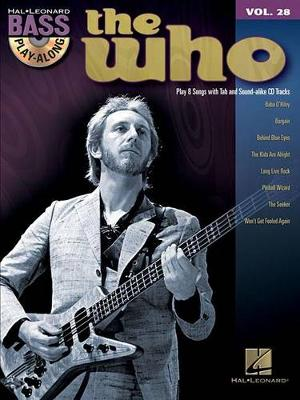 Bass Play-Along Volume 28: The Who (Paperback)