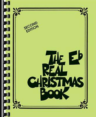 The E Flat Real Christmas Book (Paperback)