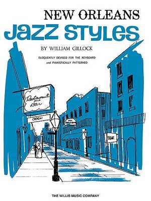 Gillock: New Orleans Jazz Styles (Paperback)