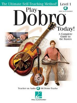 Play Dobro Today: Level 1 (Book/Online Audio) (Paperback)