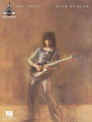 Jeff Beck: Blow By Blow (Guitar Tab) (Paperback)