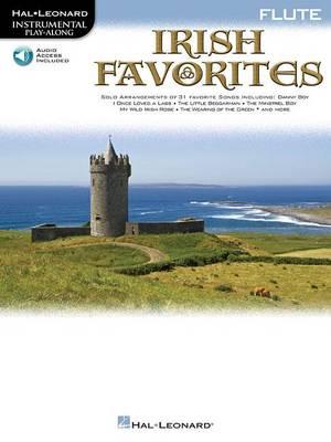 Instrumental Playalong: Irish Favourites - Flute (Paperback)