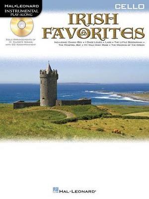 Instrumental Playalong: Irish Favourites - Cello (Paperback)