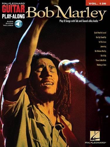 Guitar Play-Along Volume 126: Bob Marley (Paperback)