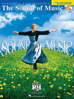 Richard Rodgers/Oscar Hammerstein II: The Sound Of Music - Vocal Selections With CD (Paperback)