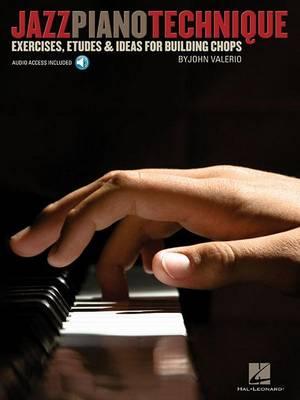 John Valerio: Jazz Piano Technique (Paperback)