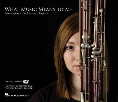 What Music Means to Me: Photography by Richard Rejino (Paperback)