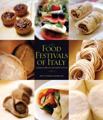 Food Festivals of Italy (Hardback)