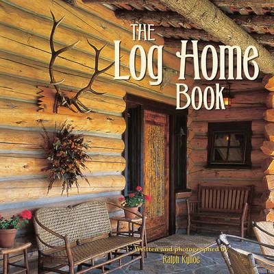 Log Home Book (Hardback)