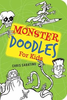 Monster Doodles for Kids (Paperback)