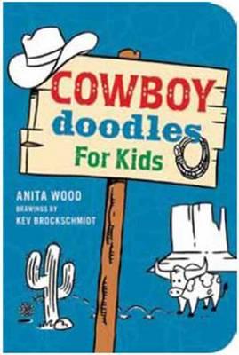 Cowboy Doodles (Paperback)