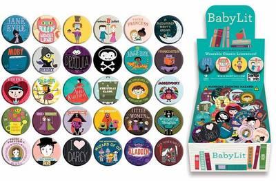 Babylit Badges - BabyLit