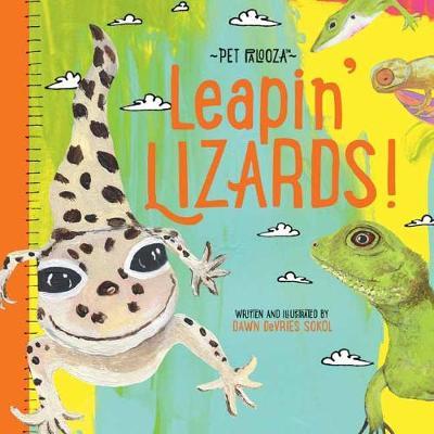 Leapin' Lizards - Pet Palooza (Board book)