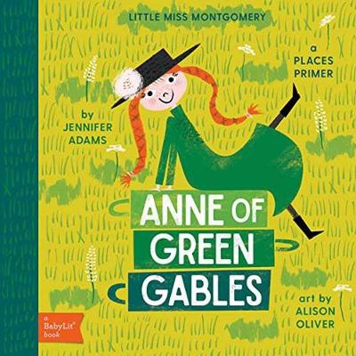 Anne of Green Gables - Babylit (Board book)