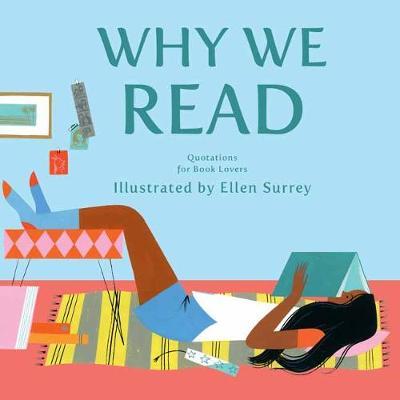 Why We Read (Hardback)