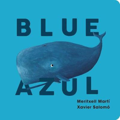 Blue-Azul (Board book)