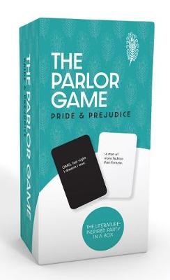Pride and Prejudice the Parlor Game: A Literature-Inspired Party in a Box