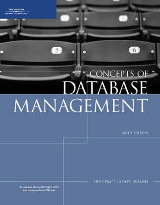 Concepts of Database Management (Paperback)