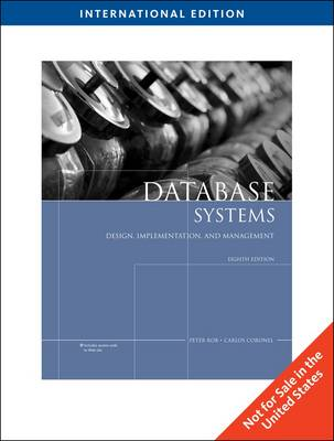 Database Systems: Design, Implementation, and Management (Paperback)