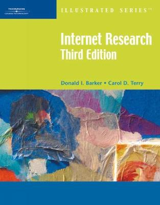 Internet Research-Illustrated, Third Edition (Paperback)