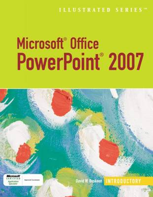 Microsoft Office PowerPoint 2007: Illustrated Introductory (Paperback)