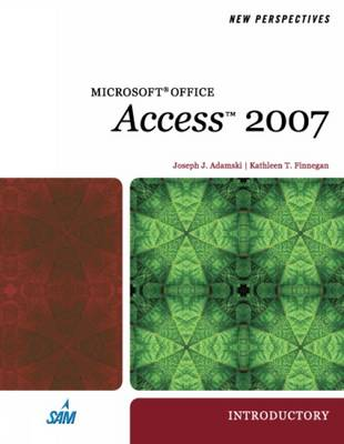 New Perspectives on Microsoft Office Access 2007 - New Perspectives Series: Comprehensive (Paperback)