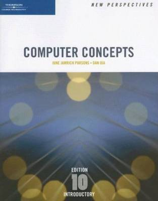 New Perspectives on Computer Concepts - New Perspectives Series: Introductory