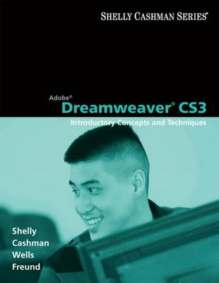 Adobe Dreamweaver Cs3: Introductory Concepts and Techniques (Paperback)