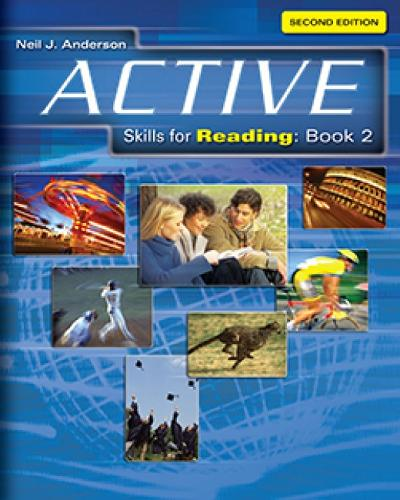 ACTIVE Skills for Reading 2 (Paperback)