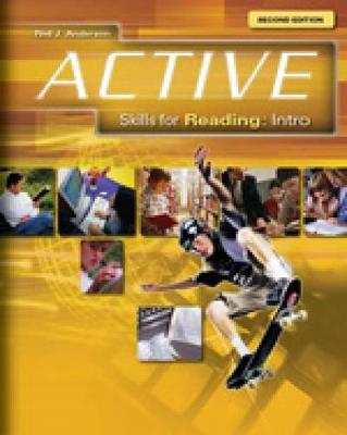 ACTIVE Skills for Reading Intro (Paperback)