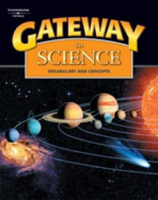 Gateway to Science: Gateway to Science: Student Book, Hardcover Student Book, Hardcover (Paperback)