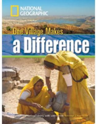 The Future of a Village: Footprint Reading Library 800 (Paperback)