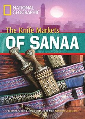 The Knife Markets of Sanaa: Footprint Reading Library 1000 (Paperback)