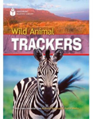 Wild Animal Trackers: Footprint Reading Library 1000 (Paperback)