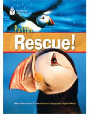 Puffin Rescue!: Footprint Reading Library 1000 (Paperback)