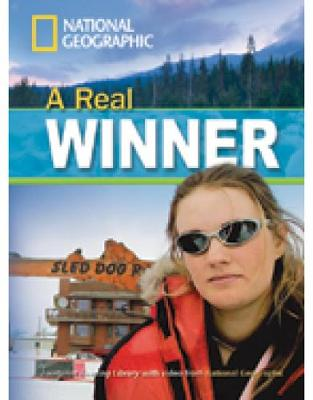 A Real Winner: Footprint Reading Library 1300 (Paperback)