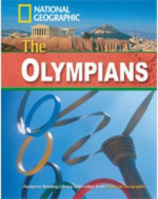 The Olympians + Book with Multi-ROM: Footprint Reading Library 1600 (Paperback)