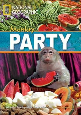 Monkey Party: Footprint Reading Library 800 (Paperback)