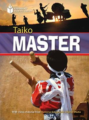 Taiko Master + Book with Multi-ROM: Footprint Reading Library 1000 (Paperback)