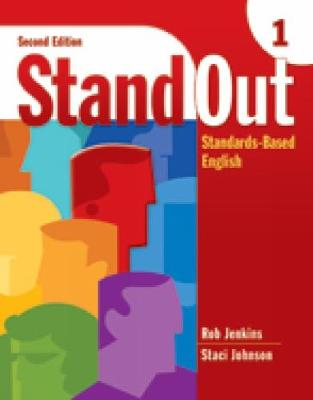 Stand Out 1: Lesson Planner (contains Activity Bank CD-ROM & Audio CD)