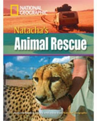 Natacha's Animal Rescue + Book with Multi-ROM: Footprint Reading Library 3000